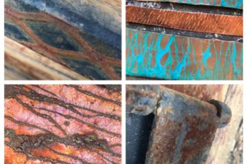 metal patina examples for artistic inspiration