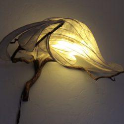Beulah Wind illuminated sculpture